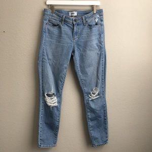 Paige Verdugo crop jeans 29